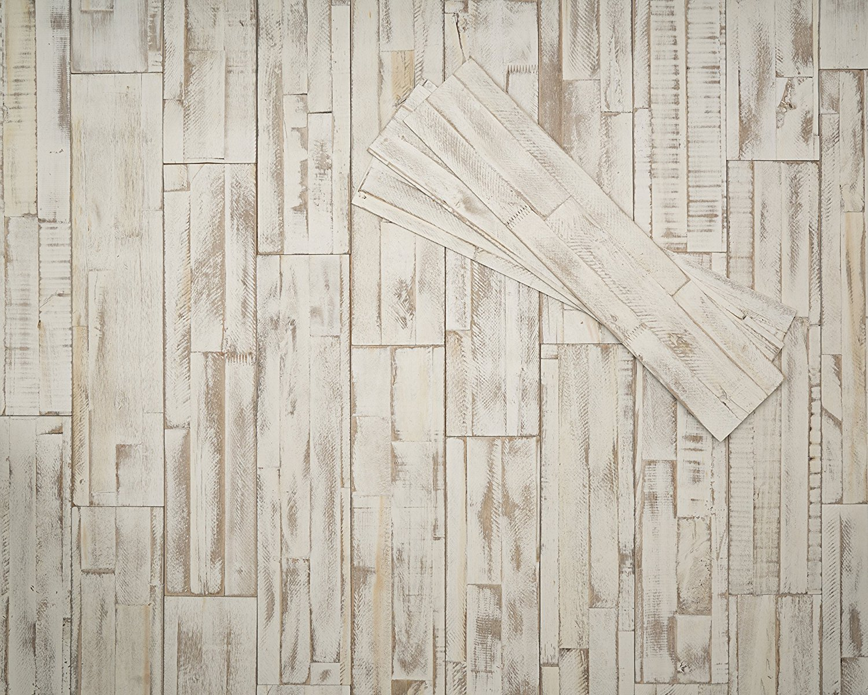DIY Wood Panels Peel and Press 10 5 Sq  Ft  Brushed Coral
