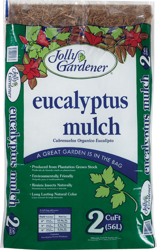Oldcastle Natural Eucalyptus Mulch 2 Cu Ft Vshe1804