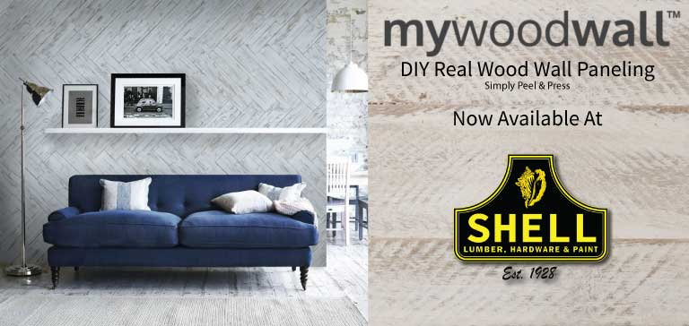 DY Real Wood Wall Paneling