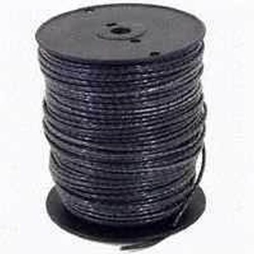Southwire 10Bk-Strx500 Stranded Single Building Wire, 10 Awg, 500 Ft ...