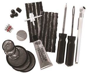 Victor Automotive 00128-8 Tire Toolbox Kit 32Pc