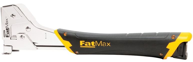 FatMax PHT250C Heavy Duty Hammer Tacker, Narrow Crown, 27/64 in, 168, Steel