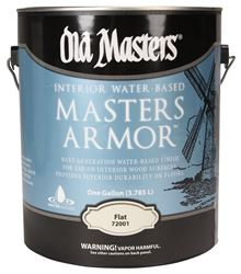 Old Masters 72001 Finish Wood Clr Flat Gal