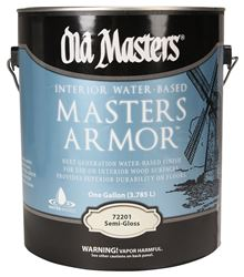 Old Masters 72201 Finish Wood Clear Sg Gal - 2 Pack