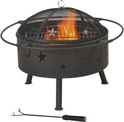 Mintcraft FT-112 Round Outdoor Firepit