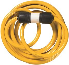 Coleman 1381 Stw Electrical Cord, 10/4, 25 Ft, Bare
