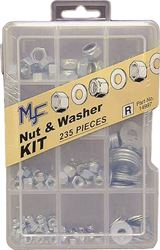 Midwest Fastener Nut/Washer Assortment