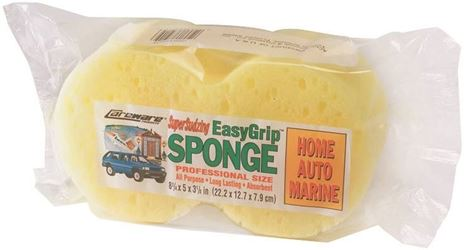 ACME SPONGE & CHAMOIS BS915 EASY GRIP POLY SPONGE