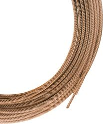 Strata 90283 Heavy Duty Clothesline, 100 ft L, 1000 lb
