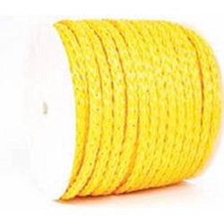 Koch 5061245 Hollow Braided Rope, 3/8 in Dia x 500 ft L, 200 lb