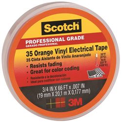 3M 10869-Dl-5 Orange Elec Tape