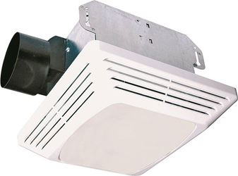 Air King Advantage Decorative Fan/Light Combo, 100 W, 120 V, 1.6 A, 120 cfm
