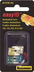 Bussmann BP/ATM-AID Assortment Fuse Kit, 5 Pieces