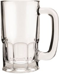 Anchor Hocking 93001 Pitcher 20oz Beer Wagon - 6 Pack