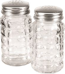 Anchor Hocking 35248 Shaker Salt And Pepper - 12 Pack