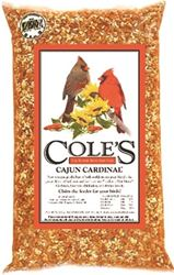 Coles Wild Bird Product Cb20 Seed Bird Cardinal 20lb - 2 Pack