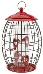 CLASSIC BRANDS 50216 FDR BIRD 4PRT RED 1-1/4