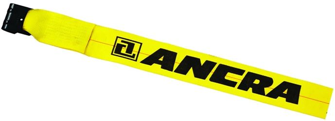 Ancra 43795-10-30 High Density Winch Strap, 4 in W x 30 ft L, 5400 lb, Polyester