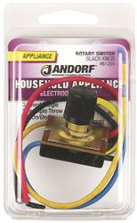 Jandorf Specialty Hardware 61204 Switch Rotary 3 Speed