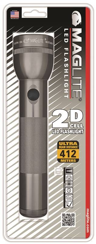 MAG INSTRUMENT ST2D096 MAG FLASHLIGHT LED GRY