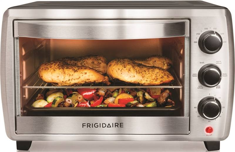 Electrolux FRCN06K5NS Convection Toaster Oven, 1440 W, 120 V