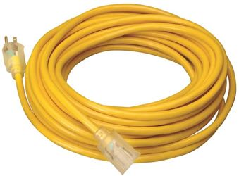 Coleman 025880002 Extension Cord, 12/3, 50 ft