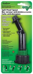 Scepter 05459 Replacement Gas Can Spout, 6-3/4 in L, Plastic, Black