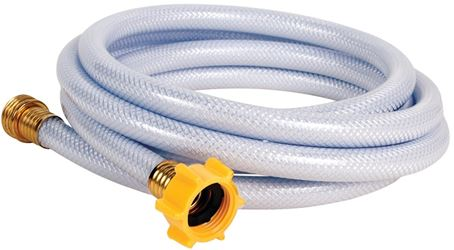 Camco 22743 Heavy Duty Reinforced Water Hose, 1/2 in x 10 ft
