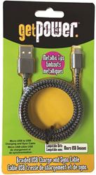 Aries Manufacturing Gp-Usb-Brm Cable Usb Braided