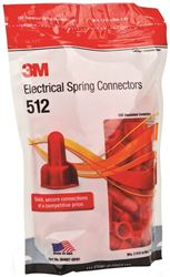 3M 512 Red Elect Twist Conn 22-8