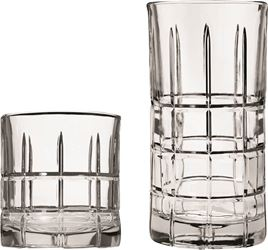 Anchor Hocking 69888l13 Glass Set16pc Chester - 2 Pack