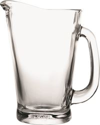 Anchor Hocking 81275 Pitcher 55oz Beer Wagon - 6 Pack
