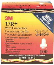 3M Tr+ Wire Connector 100/Box