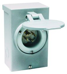 Reliance Controls Pb30 Outdr Power Inlet Box 30A