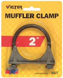 Victor Automotive V827 Auto Muffler Clamp 2In