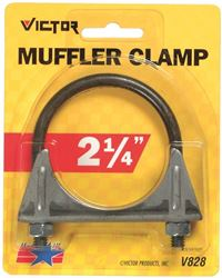 Victor Automotive V828 Auto Muffler Clamp2-1/4In