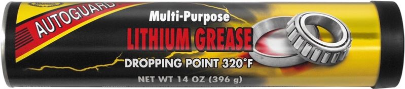 Warren Unilube 701191 Mulipurpose Grease 14.1 - 10 Pack
