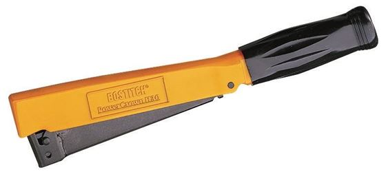 Bostitch PowerCrown H30-8 Hammer Tacker, 84, Die-Cast