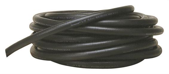 Thermoid 1727 Standard Heater Hose, 3/4 In X 50 Ft, Epdm