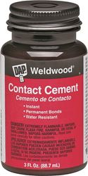 00107 CONTACT CEMENT 3OZ
