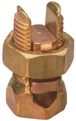 Gardner Bender GSBC-2 Split Bolt Connector, 6 - 2 SOL, Copper Alloy