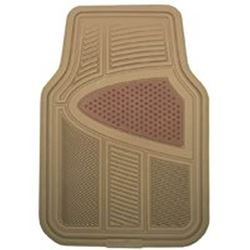 Auto Expressions Gy4204Tan Rubber Floor Mat
