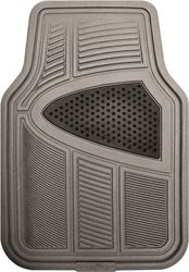 Auto Expressions Gy4204Gry Rubber Floor Mat