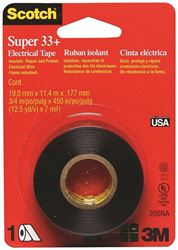 3M 200 Spr 33 Elec Tape 3/4X450In