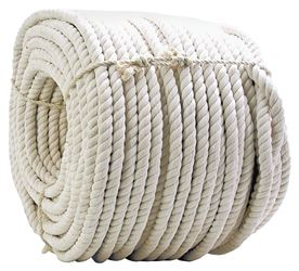 Lehigh Group 11298 Twist Cttn Rope3/4X350Ft