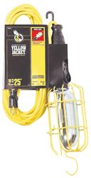 Coleman Cable 2893 16/3X25 Ylw Jkt Worklight