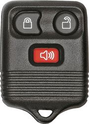Hy-Ko 19FORD902F Keyless Entry Key Fob, 3 Button, For Use With O-FORD902F Ford