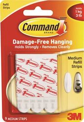 3M 17021 Command Med Refill Strip