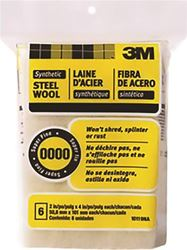 3M 10119Na Wool Pad, Synthetic Steel, Super Fine Grit