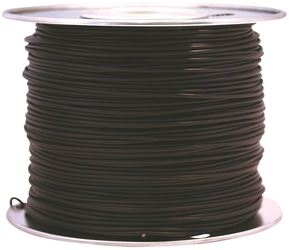 Coleman Cable 55667123 Wire Black 100Ft 14Ga - 2 Pack
